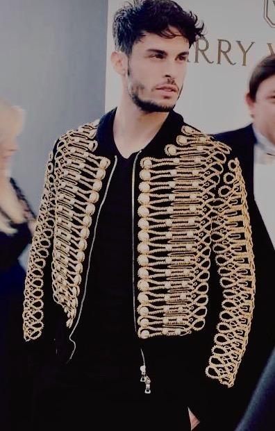 look barocco giacca b1