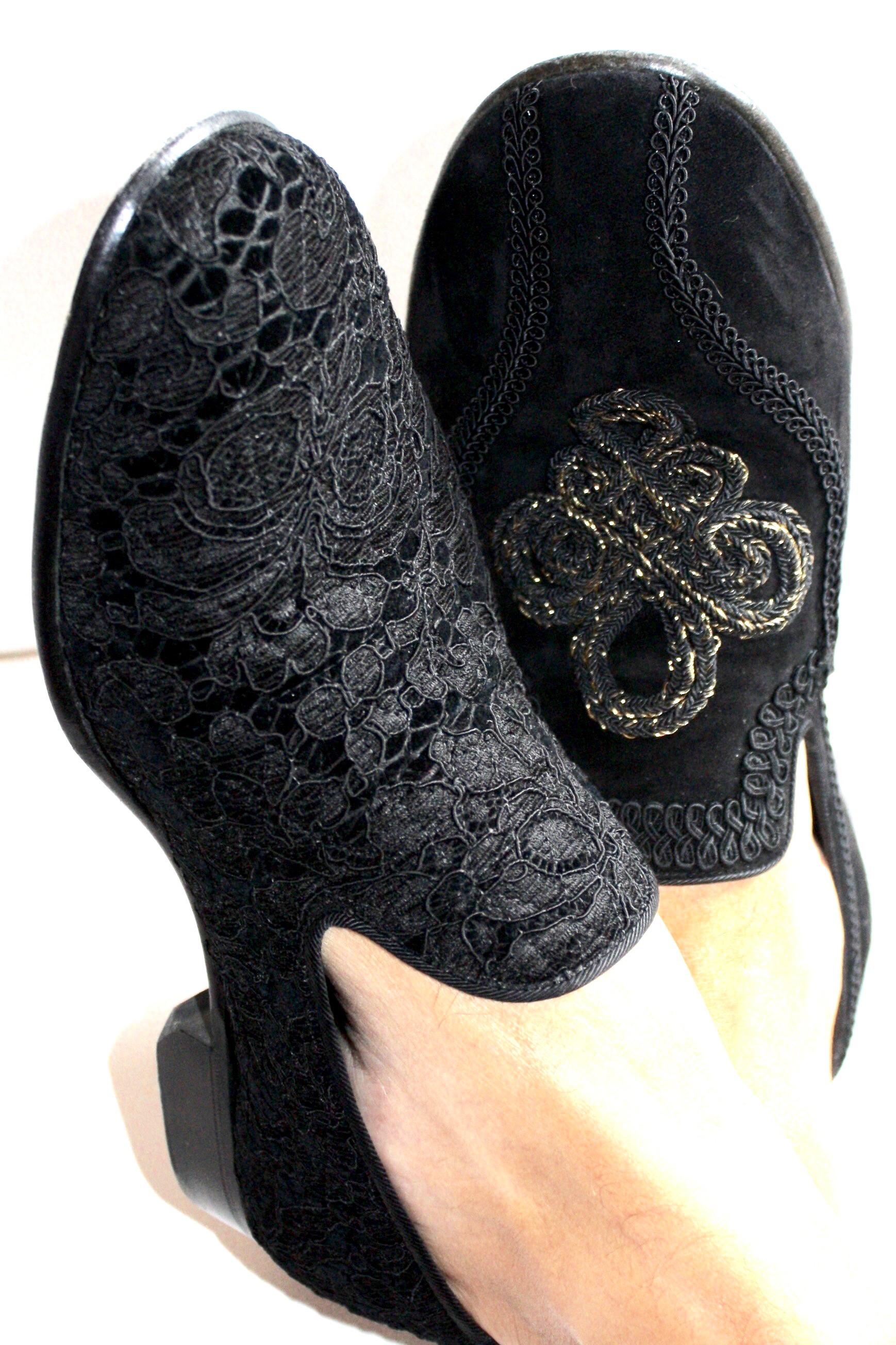 accessori scarpa pantofola