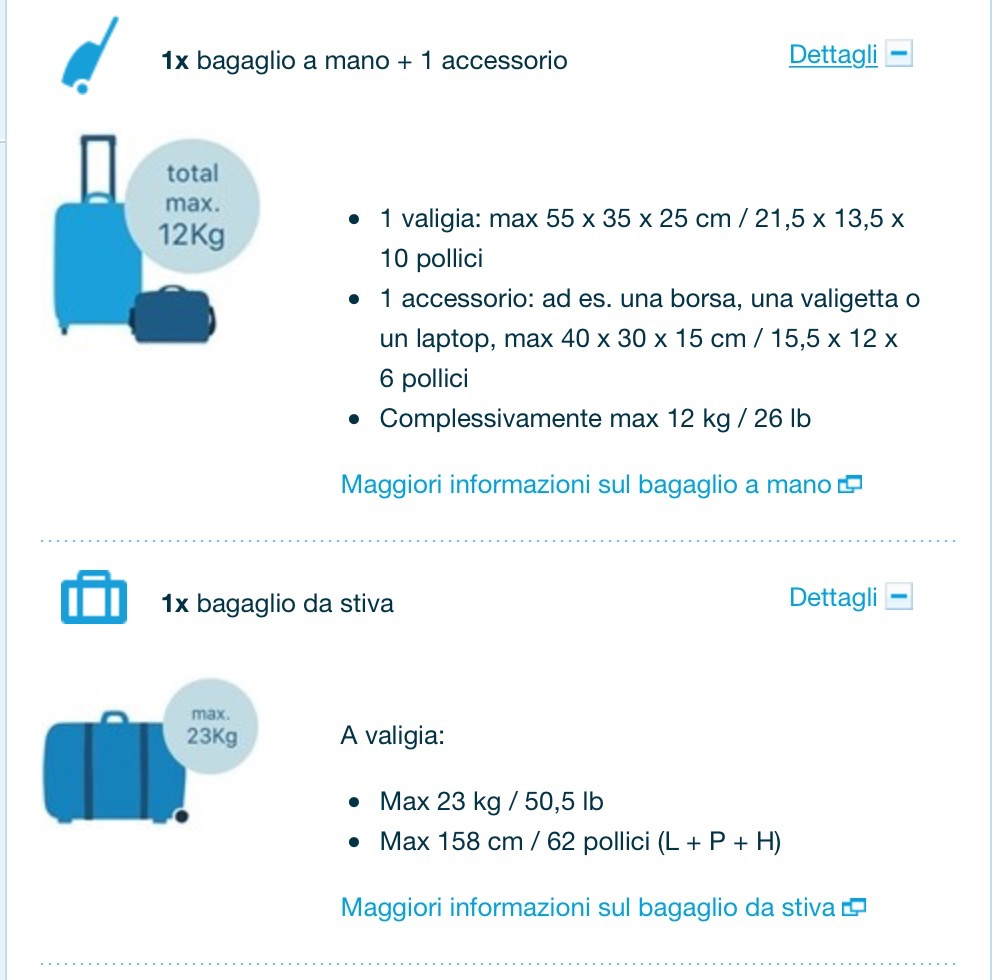 far la valigia 1