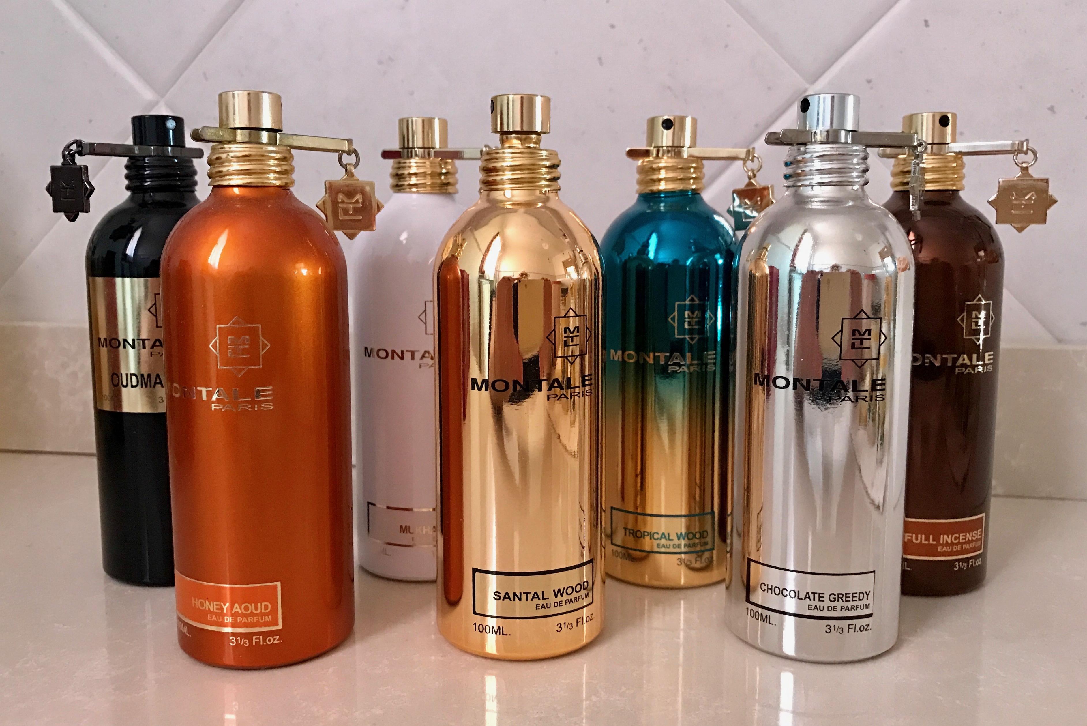 accessori profumo montale
