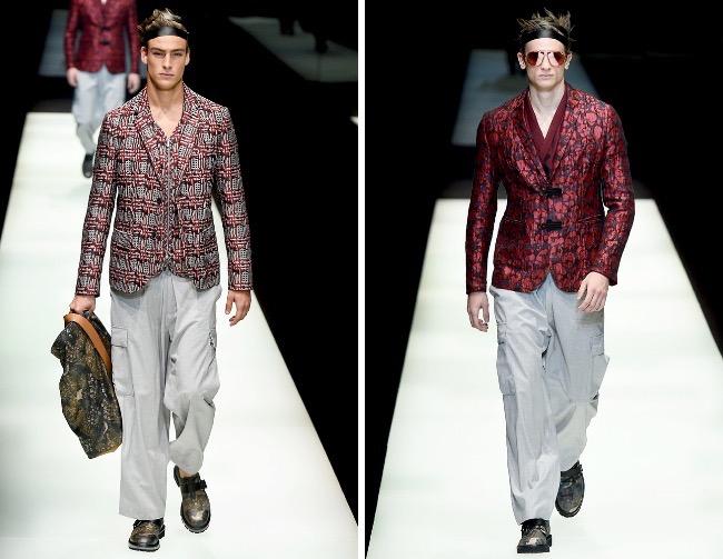 fashion week emporio