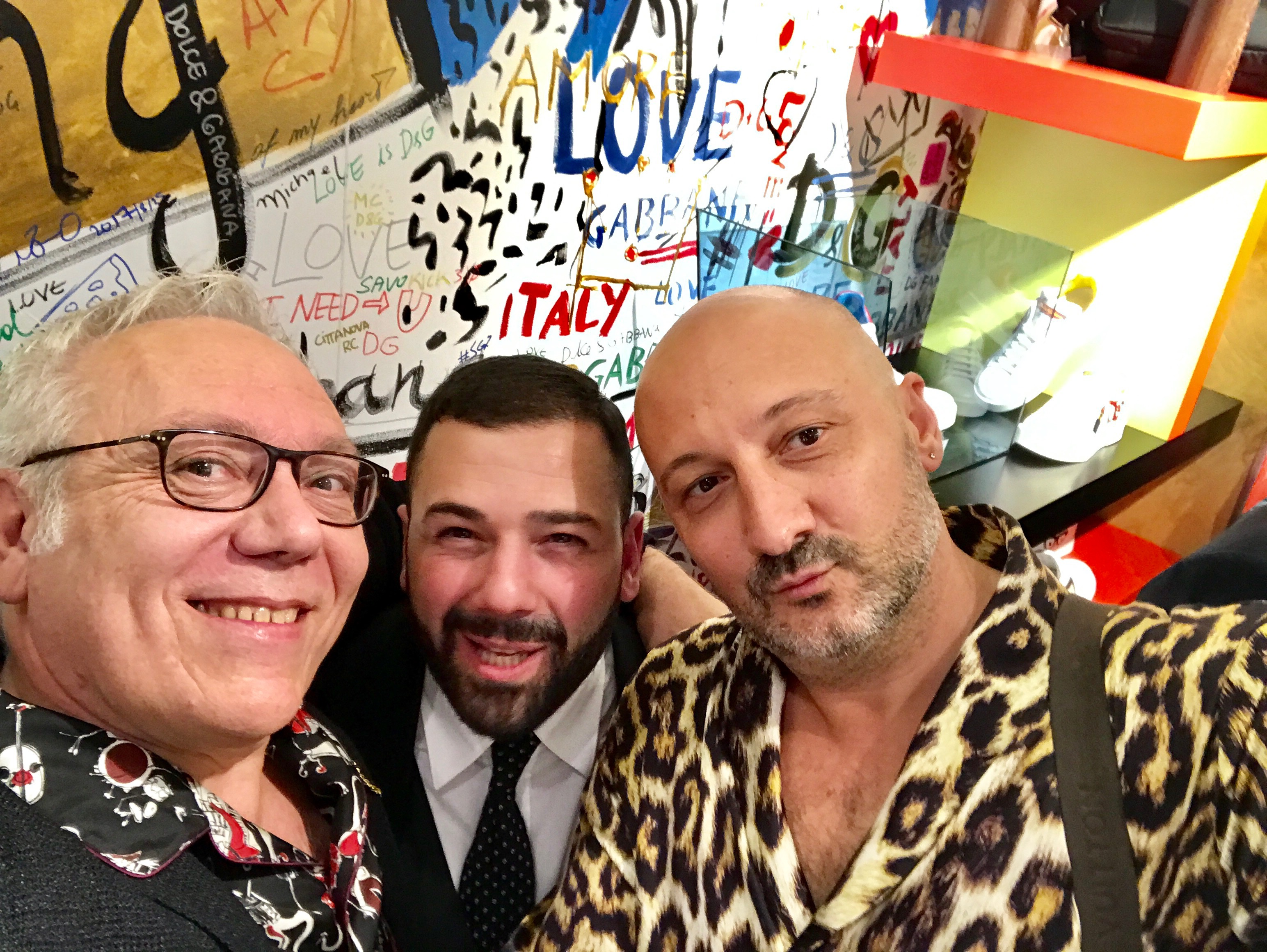 fashion week milanese dolce&gabbana party 3