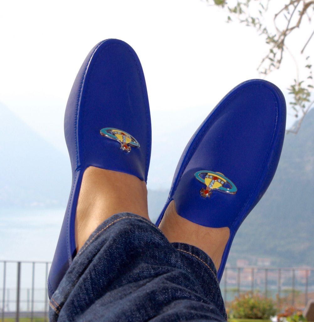 moda mare uomo scarpe vivienne westwood