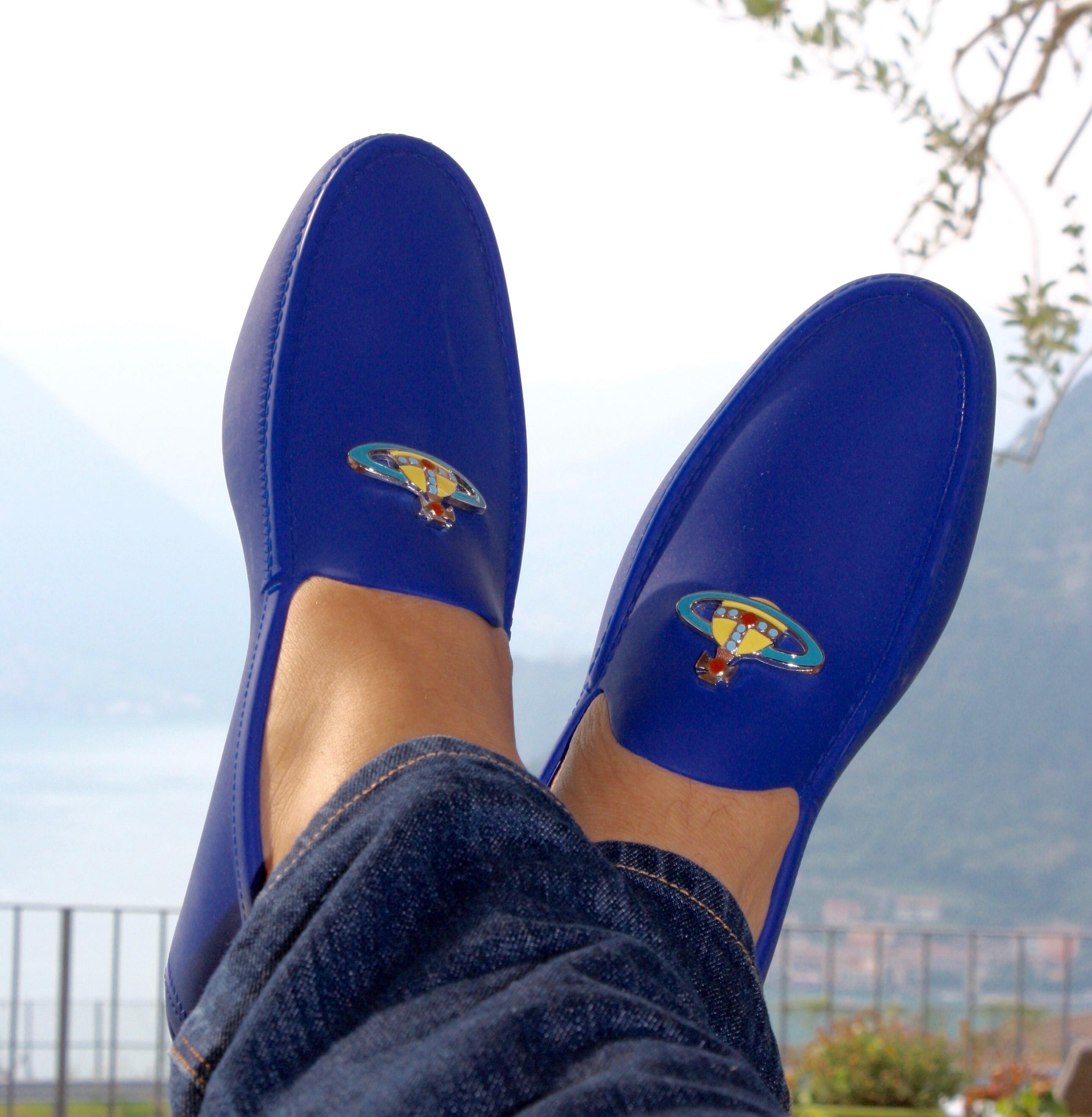 moda mare scarpe vivienne westwood