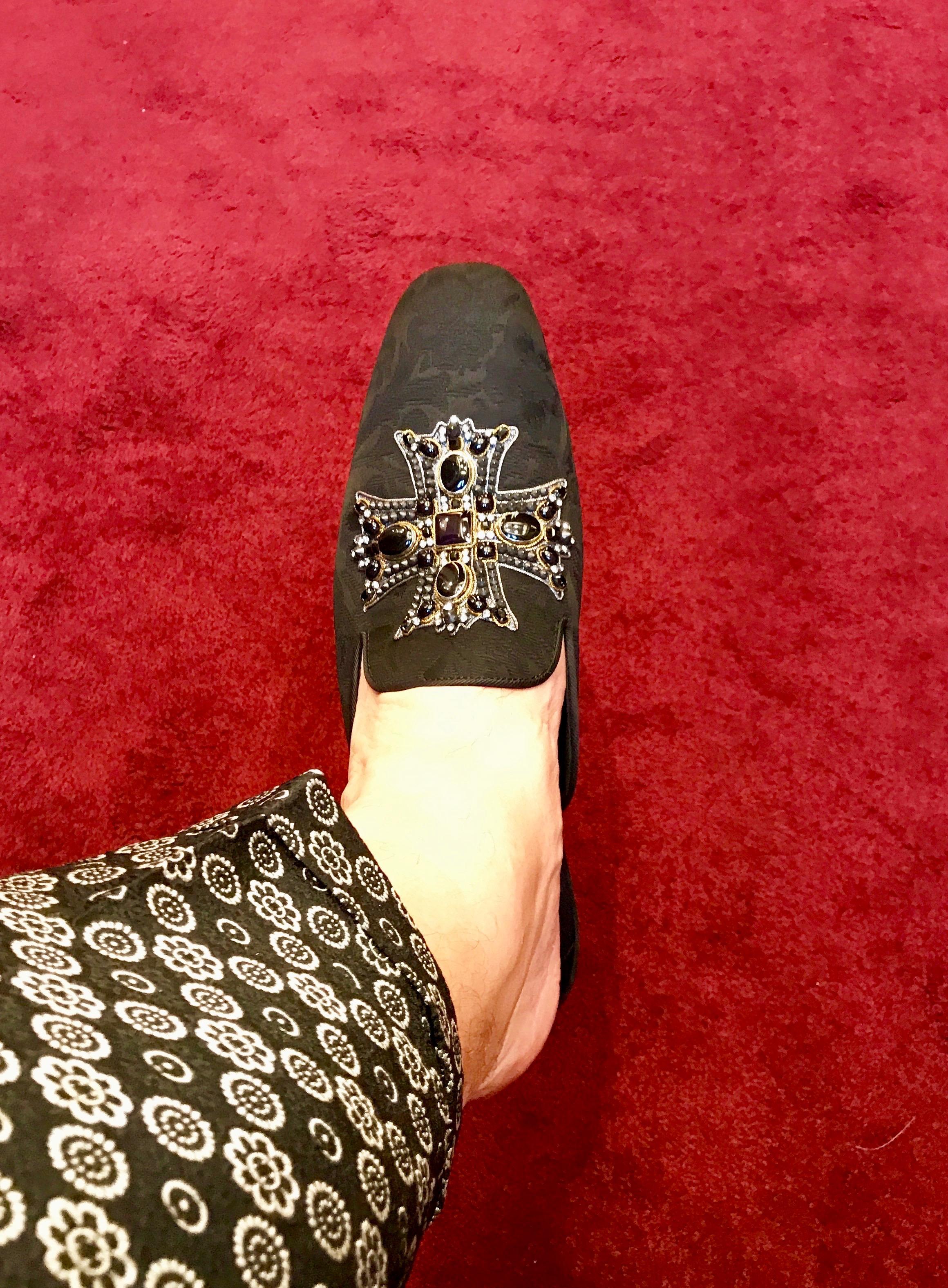moda mare scarpe dolce&gabbana