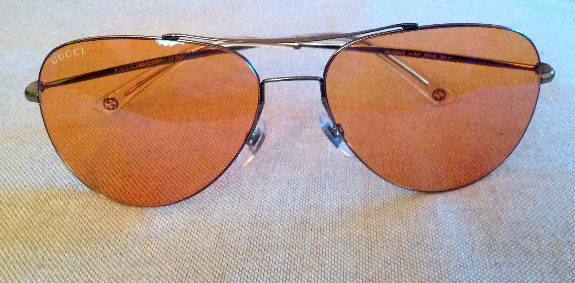 occhiali da sole sunglasses gucci