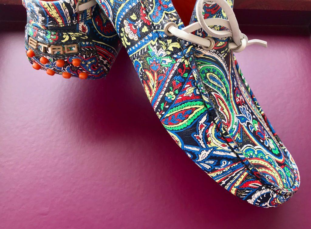 moda estate scarpe etro