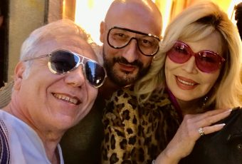 fall party amanda lear