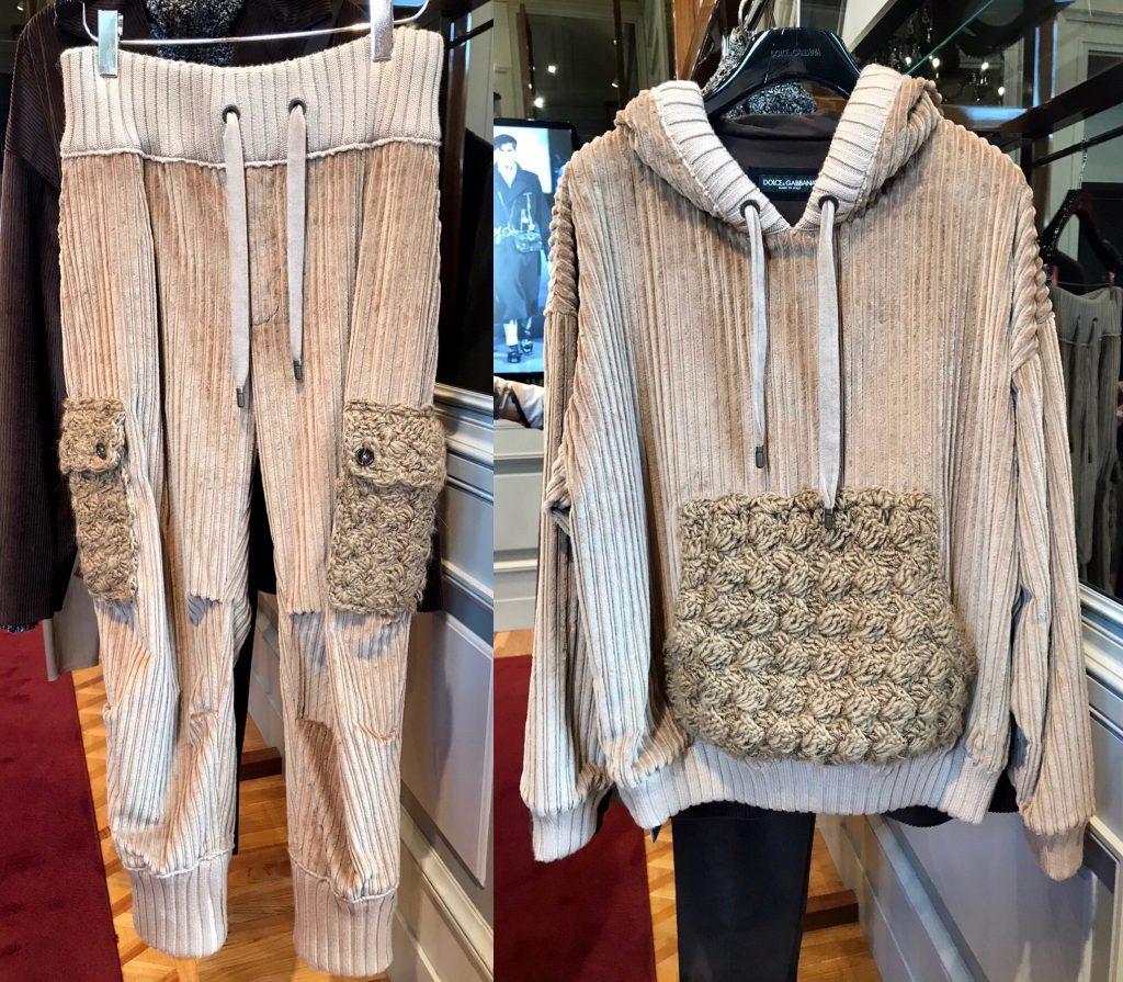 moda uomo invernale dolce&gabbana 6