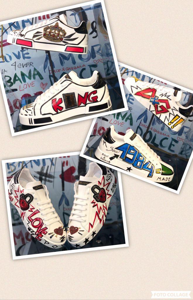 moda uomo invernale @dolcegabbana @sneakers