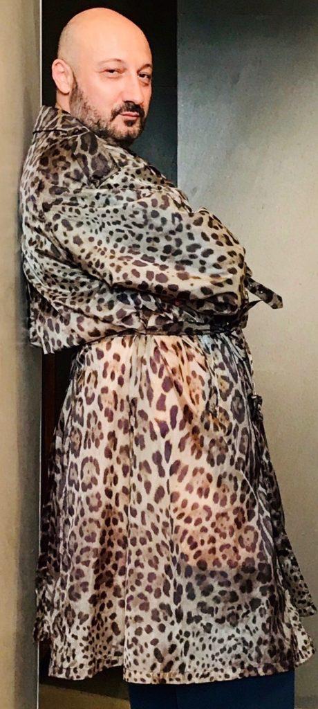 moda uomo invernale @fabrizio