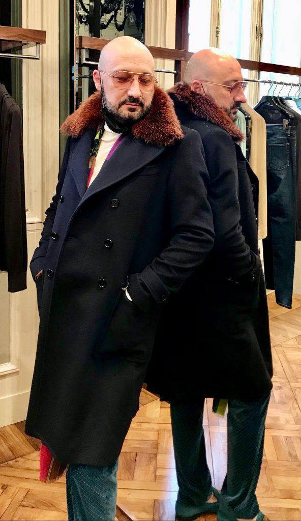 moda uomo invernale @dolcegabbana #fabrizio 1