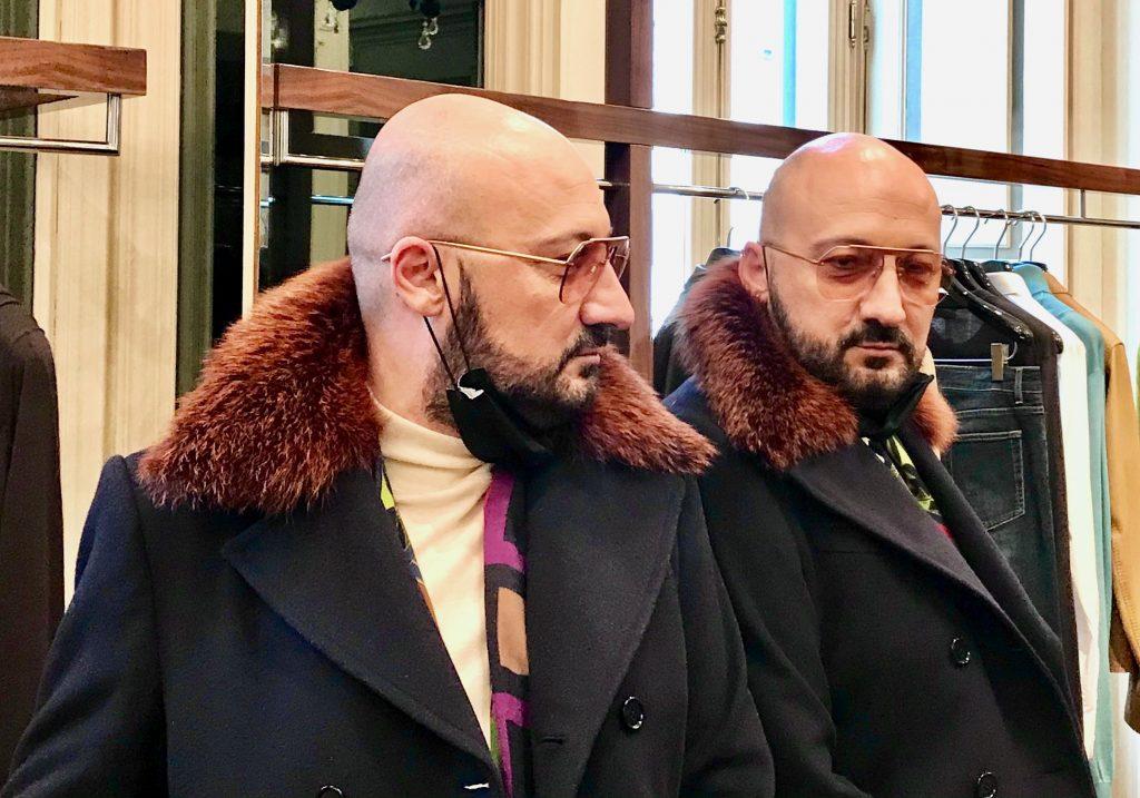moda uomo invernale @dolcegabbana #fabrizio
