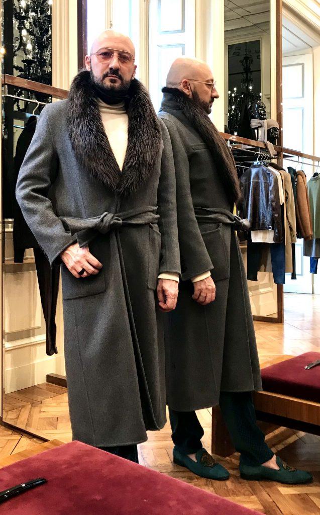 moda uomo invernale #fabrizio @d&g 1