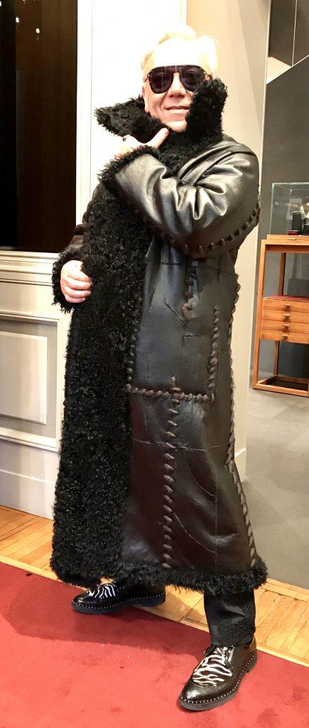 outfit di primavera #trench @dolce&gabbana